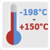Изоляция K-flex имеет большой рабочий диапазон температур